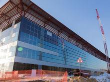 Сбербанк открыл кредитную линию для строительства терминала в Емельяново