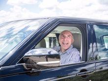 Алексан Мкртчян открыл для себя новый Land Rover Discovery