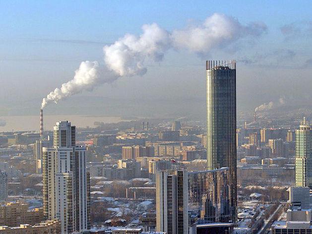 Грязный Урал: какие регионы признаны самыми экологически неблагополучными