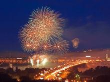 Красноярские улицы перекроют для транспорта из-за Дня города