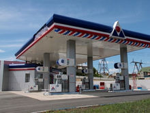 Заправки «Магнат-РД» сменят название: будут работать под брендом «Газпром»