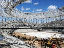 Назван подрядчик по строительству инфраструктуры стадиона в Нижнем Новгороде
