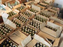 На подпольном заводе в Красноярске контрафактный алкоголь выпускали тоннами