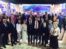 Побывавший на прямой линии с президентом новосибирский бизнесмен поделился впечатлениями