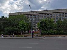 Напротив новосибирского цирка отдан участок под бизнес-центр