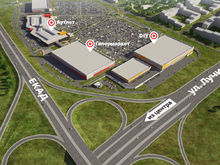 Минстрой выдал разрешение «Форум-групп» на строительство аутлета в Екатеринбурге
