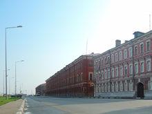 Движение по Нижне-Волжской набережной будет на время закрыто