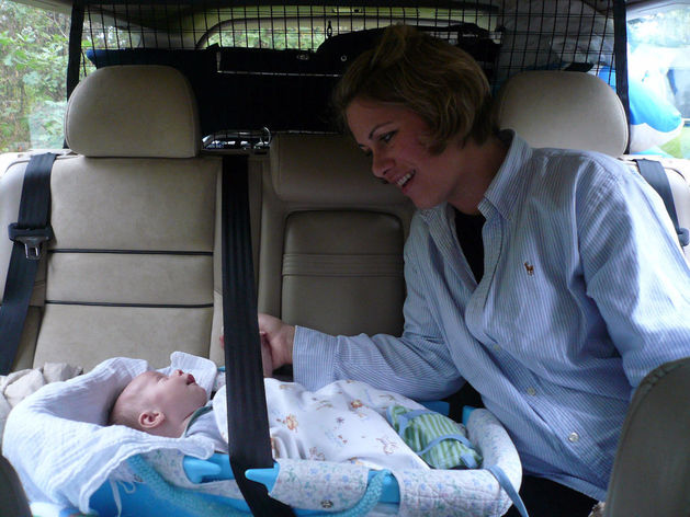 Новые правила перевозки детей: как теперь можно использовать автокресла