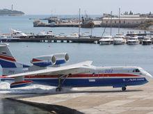 Производящий самолеты Бе-200 завод получил кредит в один млрд рублей