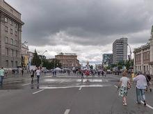 Новосибирская мэрия рассказала, как поменяются Красный проспект и улица Ленина