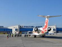 Пассажиропоток аэропорта Ростова превысил 1,2 млн. пассажиров