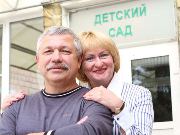 Вячеслав и Ирина Нагибины