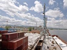 ЕРП станет 100-процентным собственником акций красноярского речпорта