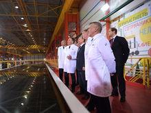 ЧТПЗ станет единственным владельцем акций завода «Этерно»