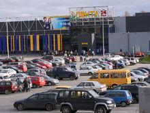В ТРК «Горки» осенью откроется гипермаркет «Лента»