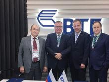 ИСС Решетнева и ВТБ подписали договор о сотрудничестве