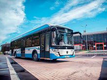 """Группа ГАЗ"" протестировала электробус на регулярном рейсе в Москве"