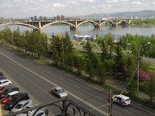 Улицу Дубровинского в Красноярске завтра откроют для автомобилей