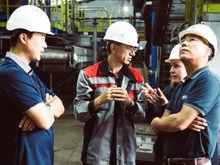 Металлург из Южной Кореи привез на крупное предприятие Челябинска плавильную печь. ФОТО