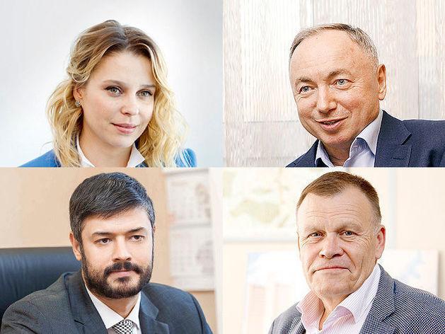 Вера Белоус, Валерий Ананьев, Филипп Третьяков, Владимир Крицкий