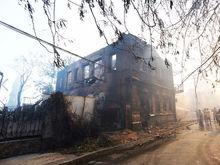 В МЧС назвали поджог основной причиной пожара в Ростове