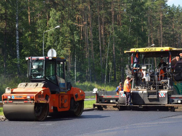 Колеи на съездах с Кольцовского тракта ликвидируют за 90 млн руб.