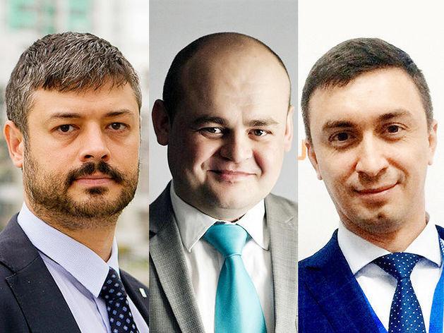Филипп Третьяков, Радик Нигматуллин, Вячеслав Батаков