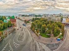 Нижегородская мэрия временно запретит парковку в центре города