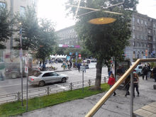 Бизнесмены с улицы Ленина включились в благоустройство