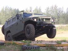 Египет планирует закупку партии нижегородских бронеавтомобилей «Тигр»