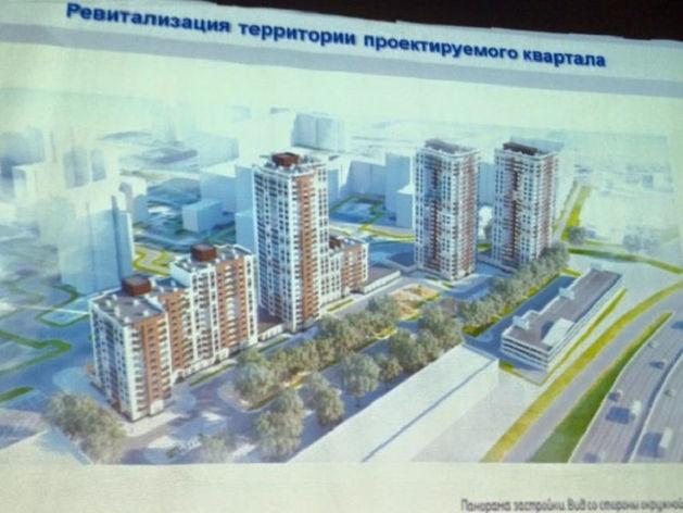 Строители пошли на промплощадки: на юге Екатеринбурга построят еще один жилой квартал