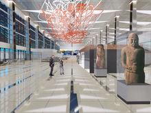 Аэропорт Емельяново зовет волонтеров на тестирование нового терминала
