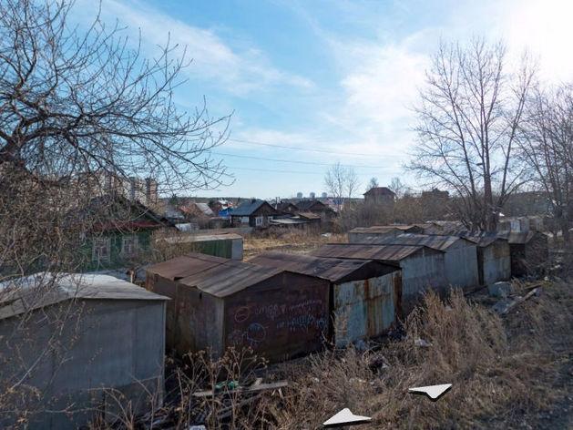 Цыганский поселок у МЕГИ застроят высотками