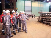 Красноярск подписал соглашение с алюминиевым заводом: бизнес займется благоустройством