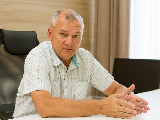 «Захотелось чего-то масштабного»: как Николай Зинчук открывал гипермаркет тканей в ЦУМе