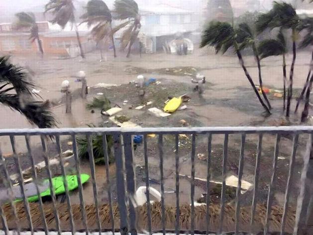 Ураган Ирма затопил Майами: как Флорида переживает разрушительный шторм /ВИДЕО, ФОТО