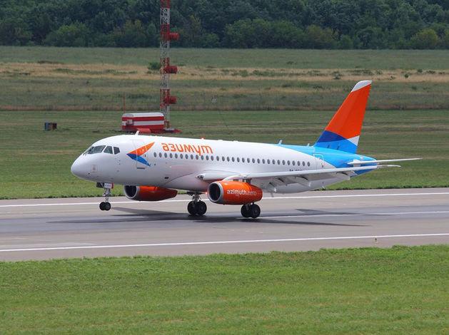 Перелет от 888 руб. В Екатеринбург заходит новый авиаперевозчик