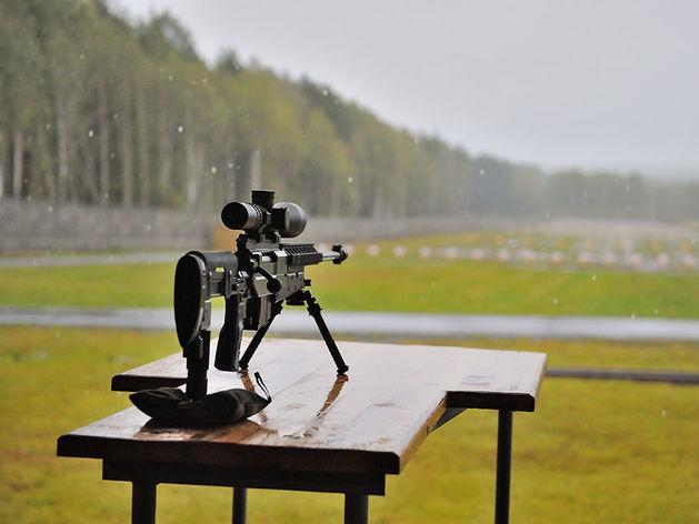 Самые меткие стрелки России встретились на полигоне «Старатель»