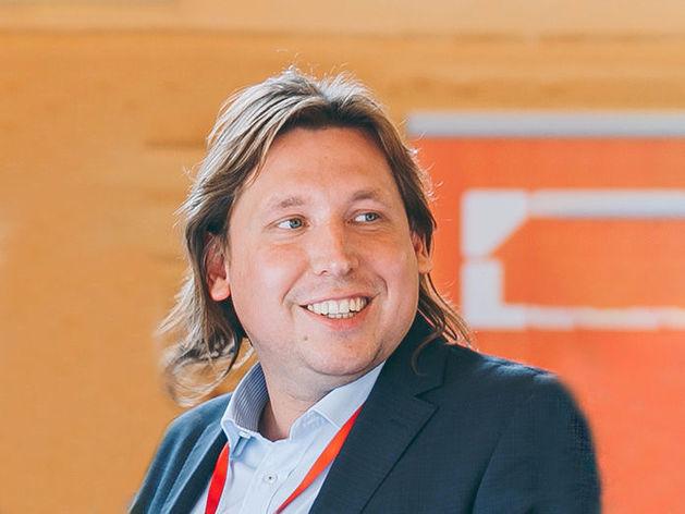Николай Юферев, генеральный директор Holz House