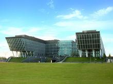 В центре Челябинска начали строить элитный комплекс для бизнеса