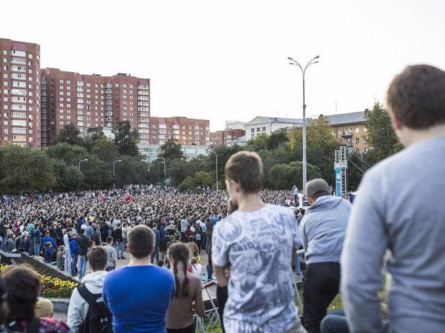 «Наша кампания о вещи, которую они так сильно боятся». Навальный начал предвыборное турне