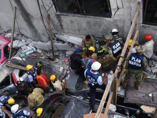Землетрясение в Мексике: более 200 погибших. Как страна справляется с катастрофой