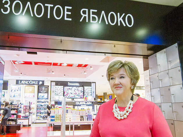 Татьяна Есаулкова, управляющий филиала банка ВТБ в г. Екатеринбург