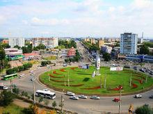 Красноярские чиновники запретили строить в сквере на Предмостной