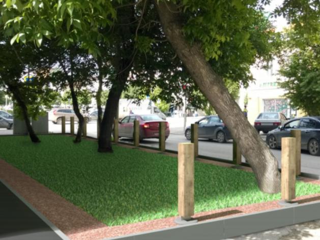 Замминистра ЖКХ оценил проект «правильного газона» от бизнесмена из Екатеринбурга