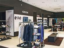 В Красноярске открылся новый магазин одежды и обуви Geox