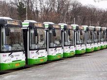 Ростов закупит еще 110 автобусов за 1,1 млрд рублей