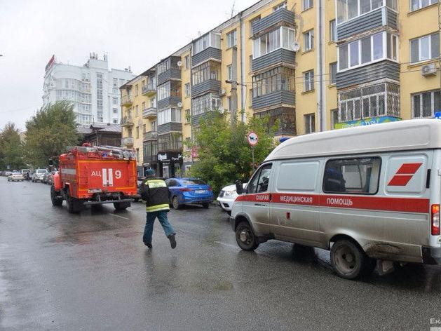 «Поступило сообщение с криминальным уклоном». Центр Екатеринбурга массово эвакуируют