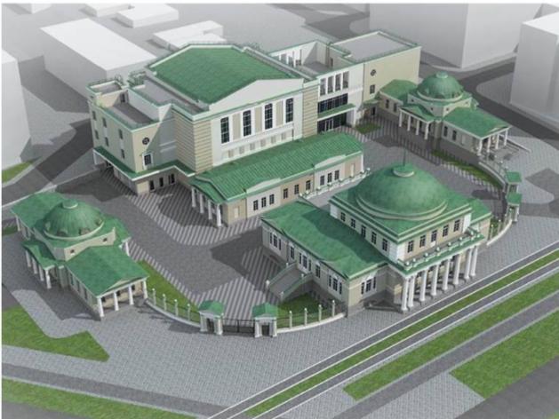 «Не понимали, во что ввязываемся». Как проходит реконструкция госпиталя ВИЗа