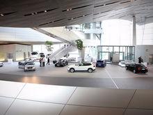 BMW намерена построить в России автосборочный завод